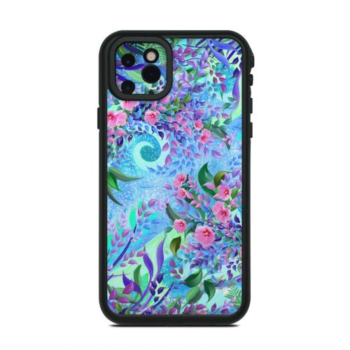 Lavender Flowers Lifeproof iPhone 11 Pro Max fre Case Skin