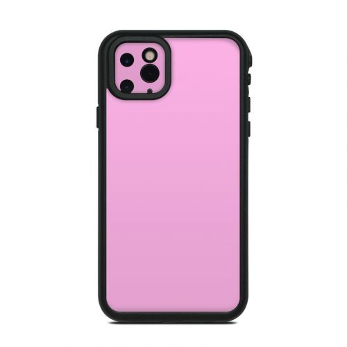 Solid State Pink Lifeproof iPhone 11 Pro Max fre Case Skin