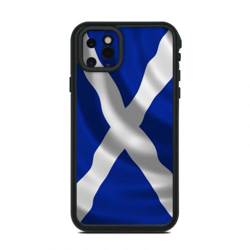 St. Andrew's Cross Lifeproof iPhone 11 Pro Max fre Case Skin