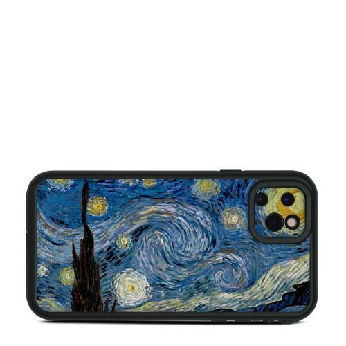 Starry Night Lifeproof iPhone 11 Pro Max fre Case Skin