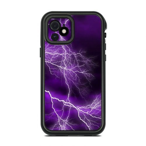 Apocalypse Violet Lifeproof iPhone 12 fre Case Skin