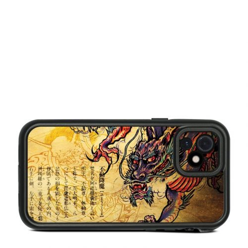 Dragon Legend Lifeproof iPhone 12 fre Case Skin