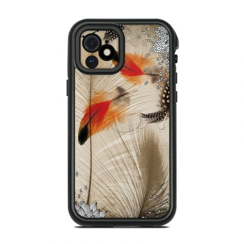 Feather Dance Lifeproof iPhone 12 fre Case Skin