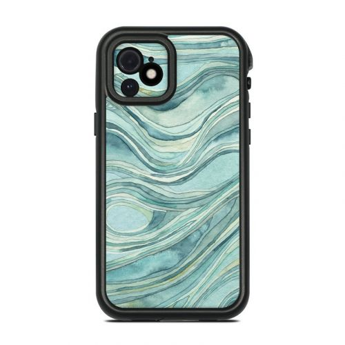 Waves Lifeproof iPhone 12 fre Case Skin