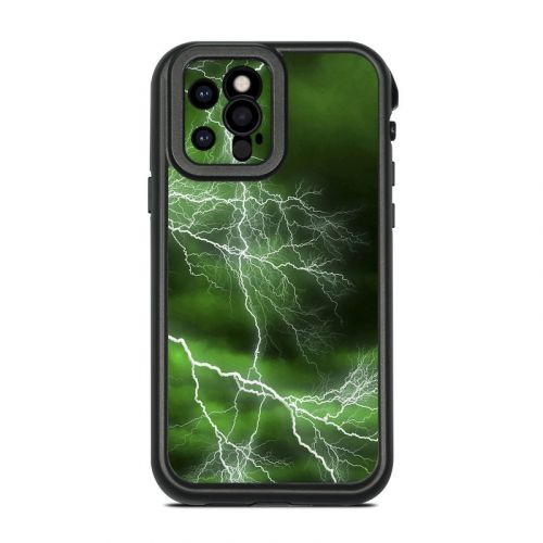 Apocalypse Green Lifeproof iPhone 12 Pro fre Case Skin