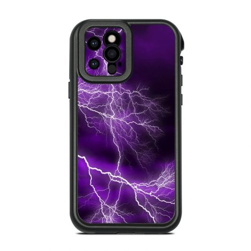 Apocalypse Violet Lifeproof iPhone 12 Pro fre Case Skin