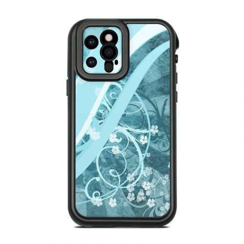 Flores Agua Lifeproof iPhone 12 Pro fre Case Skin