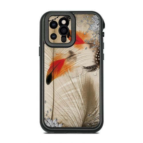 Feather Dance Lifeproof iPhone 12 Pro fre Case Skin