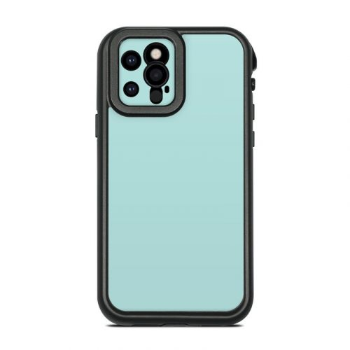 Solid State Mint Lifeproof iPhone 12 Pro fre Case Skin