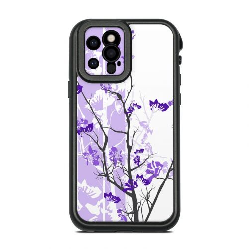 Violet Tranquility Lifeproof iPhone 12 Pro fre Case Skin
