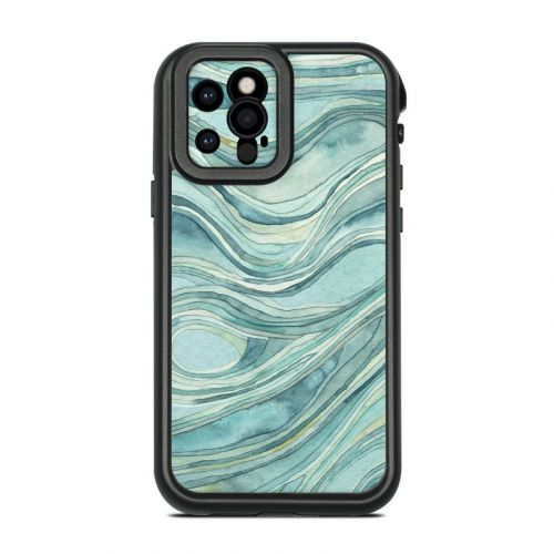 Waves Lifeproof iPhone 12 Pro fre Case Skin