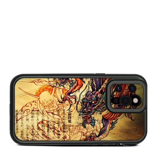 Dragon Legend Lifeproof iPhone 12 Pro Max fre Case Skin