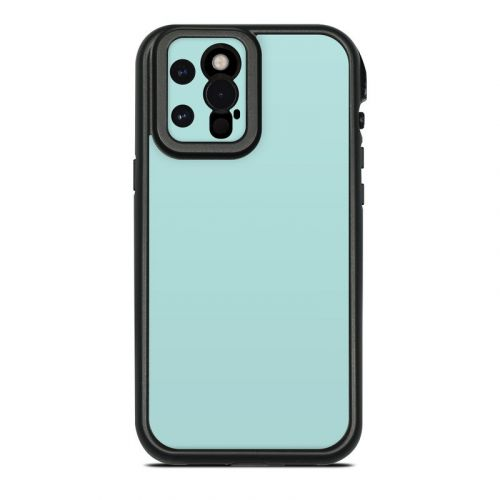 Solid State Mint Lifeproof iPhone 12 Pro Max fre Case Skin