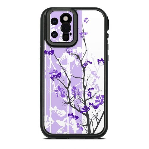 Violet Tranquility Lifeproof iPhone 12 Pro Max fre Case Skin