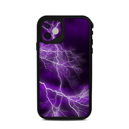 Apocalypse Violet Lifeproof iPhone 11 fre Case Skin