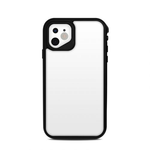 Solid State White Lifeproof iPhone 11 fre Case Skin