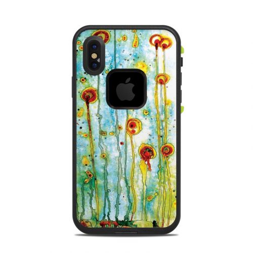 Beneath The Surface LifeProof iPhone X fre Case Skin