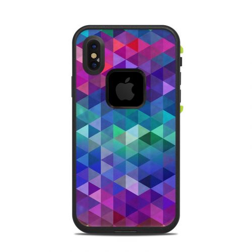 Charmed LifeProof iPhone X fre Case Skin