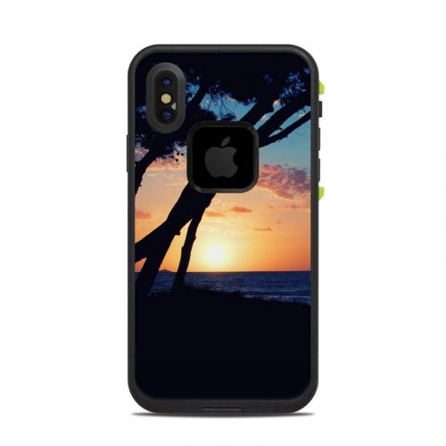 Mallorca Sunrise LifeProof iPhone X fre Case Skin