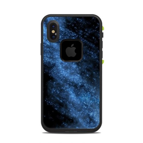 Milky Way LifeProof iPhone X fre Case Skin