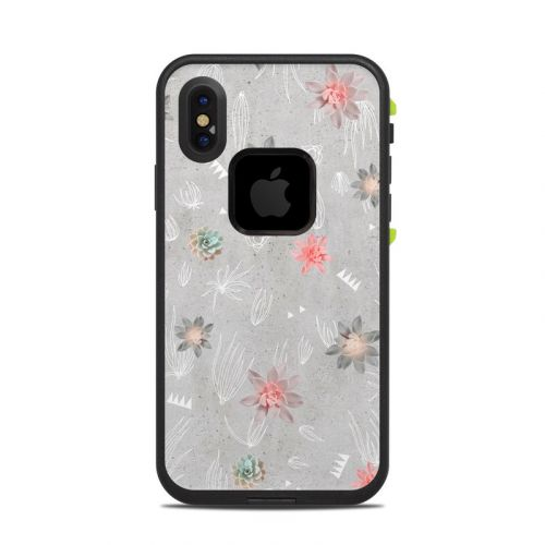 Sweet Nectar LifeProof iPhone X fre Case Skin