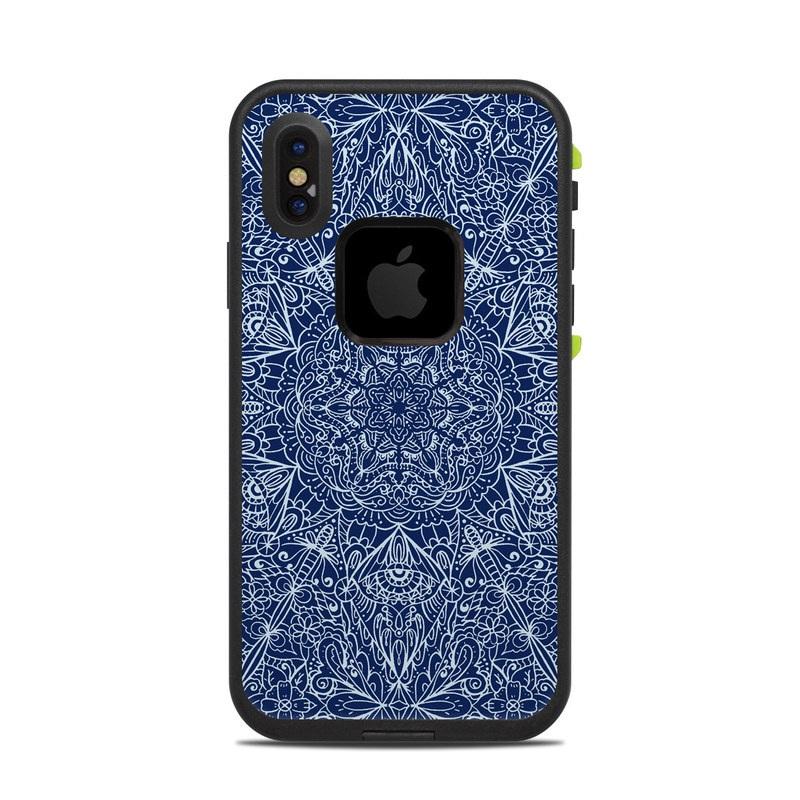 Celestial Bohemian LifeProof iPhone X fre Case Skin