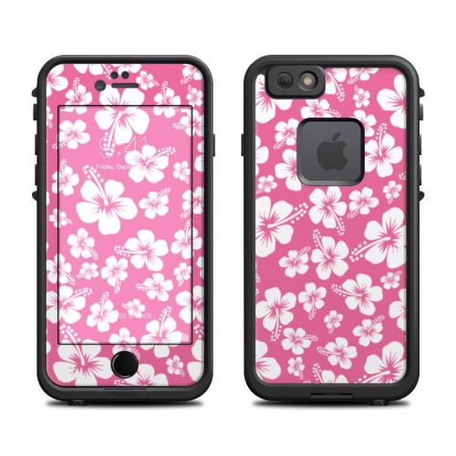 Aloha Pink LifeProof iPhone 6s fre Case Skin