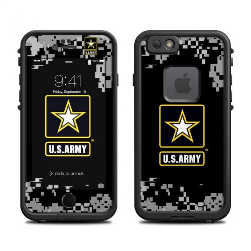 Army Pride LifeProof iPhone 6s fre Skin