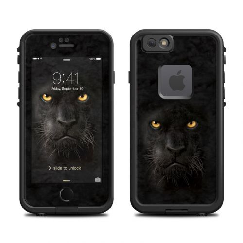 Black Panther LifeProof iPhone 6s fre Case Skin