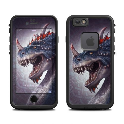 Dracosaurus Rex LifeProof iPhone 6s fre Case Skin