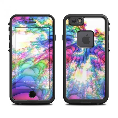 Flashback LifeProof iPhone 6s fre Case Skin