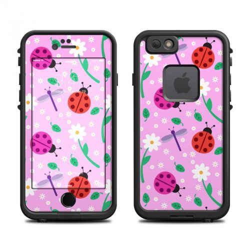 Ladybug Land LifeProof iPhone 6s fre Skin