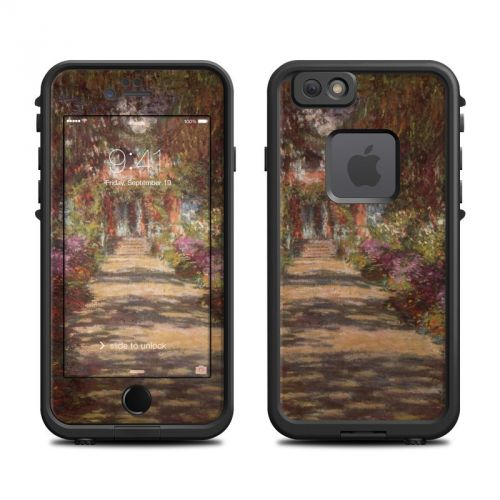 Garden at Giverny LifeProof iPhone 6s fre Case Skin