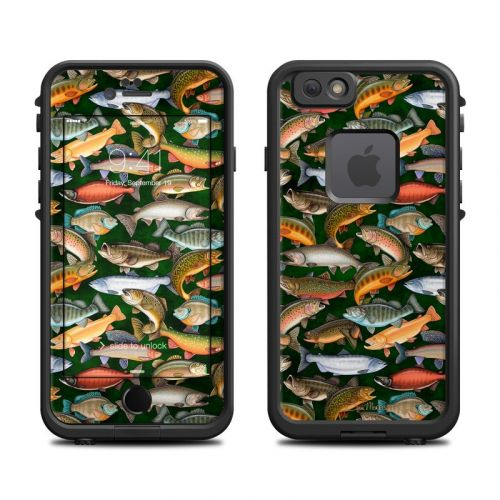 Off The Hook LifeProof iPhone 6s fre Case Skin