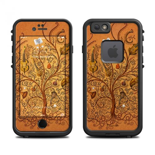 Orchestra LifeProof iPhone 6s fre Skin