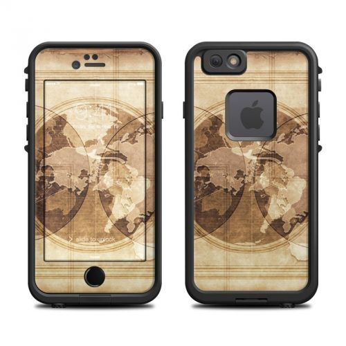 Quest LifeProof iPhone 6s fre Skin