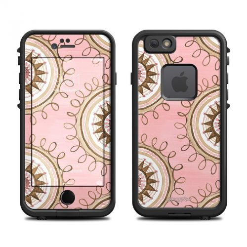 Retro Glam LifeProof iPhone 6s fre Case Skin