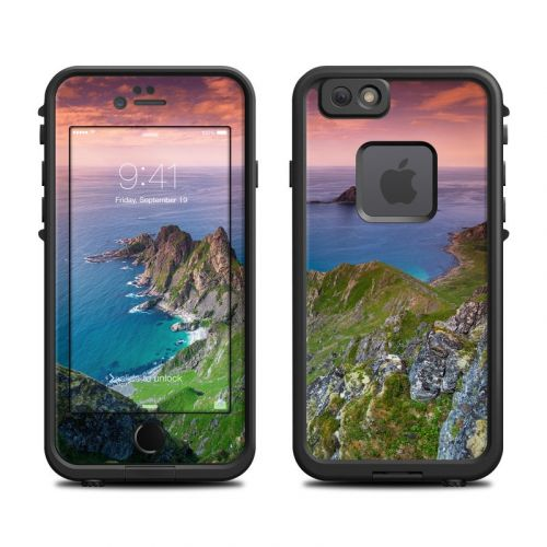 Rocky Ride LifeProof iPhone 6s fre Case Skin