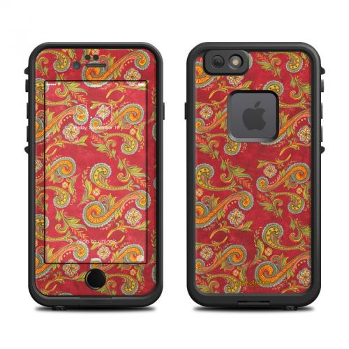 Shades of Fall LifeProof iPhone 6s fre Skin