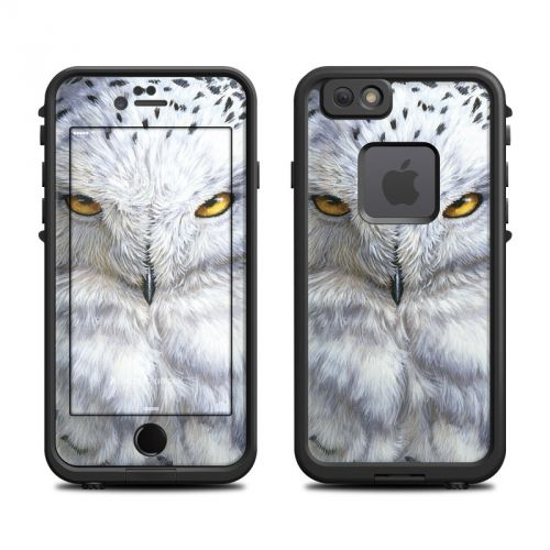 Snowy Owl LifeProof iPhone 6s fre Skin