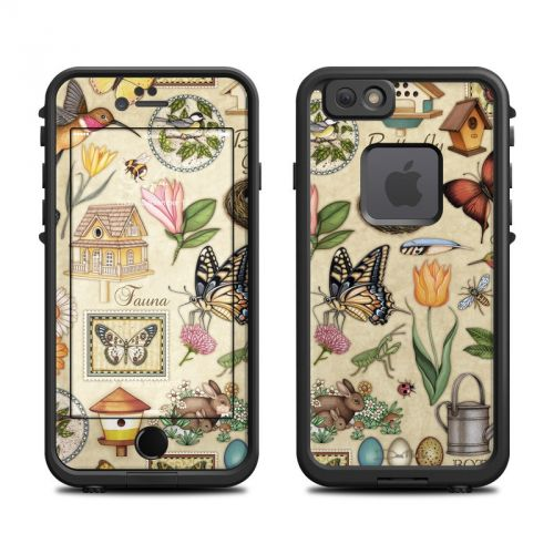 Spring All LifeProof iPhone 6s fre Skin