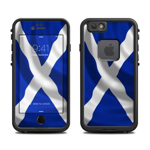 St. Andrew's Cross LifeProof iPhone 6s fre Case Skin