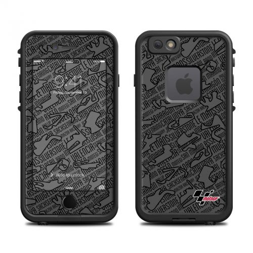 Tracked LifeProof iPhone 6s fre Case Skin