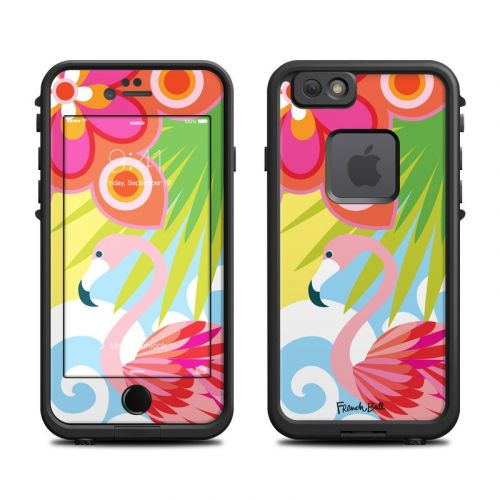 bf5bb2668766d1 Tropic Fantasia LifeProof iPhone 6s fre Case Skin