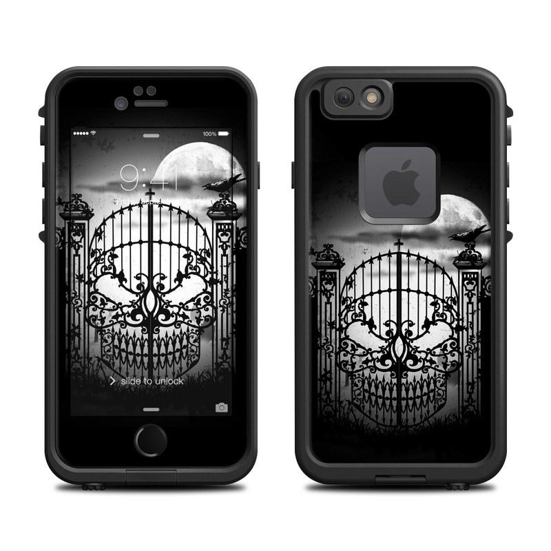 Abandon Hope LifeProof iPhone 6s fre Case Skin