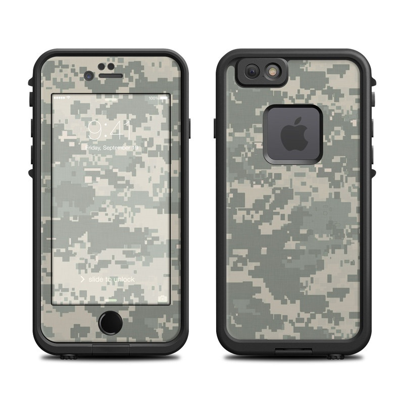 ACU Camo LifeProof iPhone 6s fre Case Skin