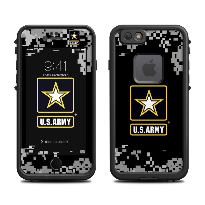 Army Pride LifeProof iPhone 6s fre Case Skin