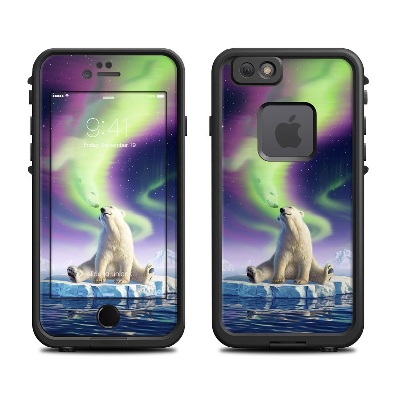 Arctic Kiss LifeProof iPhone 6s fre Case Skin