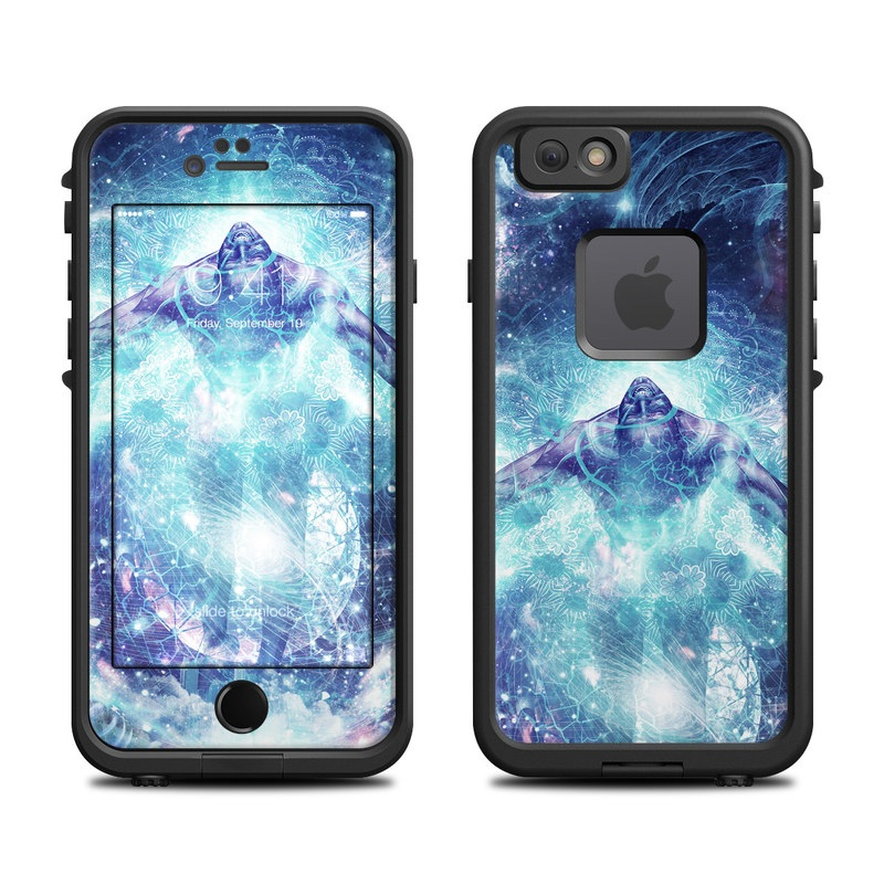 Become Something LifeProof iPhone 6s fre Case Skin