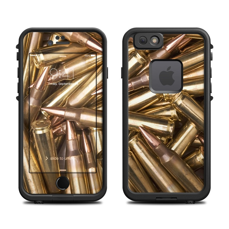 Bullets LifeProof iPhone 6s fre Case Skin